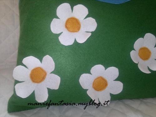cucito creativo il cuscino della pace