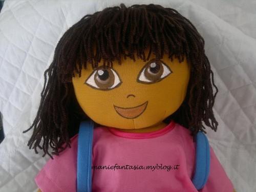 Bambola dora l esploratrice fai da te manifantasia