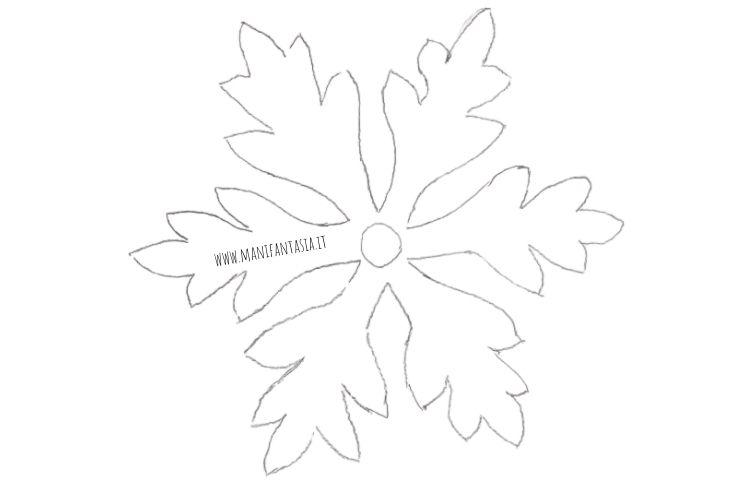 modello foglie agrifoglio