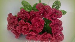 rose di perline