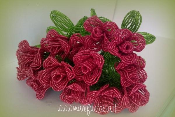 rose rosse per la festa della mamma
