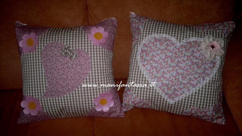 cuscini divano fai da te