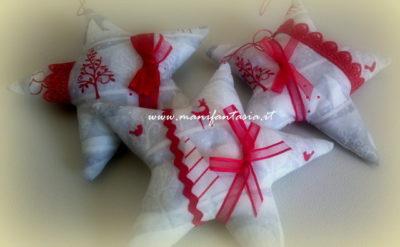 addobbi natalizi facili cucito creativo