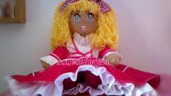Candy Candy bambola di stoffa