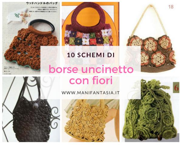 Schemi archives manifantasia for Schemi borse uncinetto