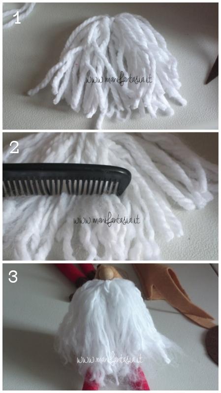 come fare la barba agli gnomi
