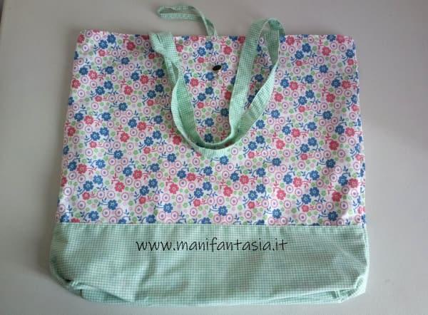 Top Cucire una borsa per la spesa ecologica - manifantasia XG54