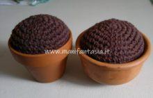 come fare il terriccio uncinetto per piante grasse di lana