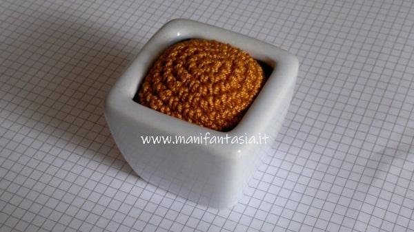 terriccio ad uncinetto di cotone