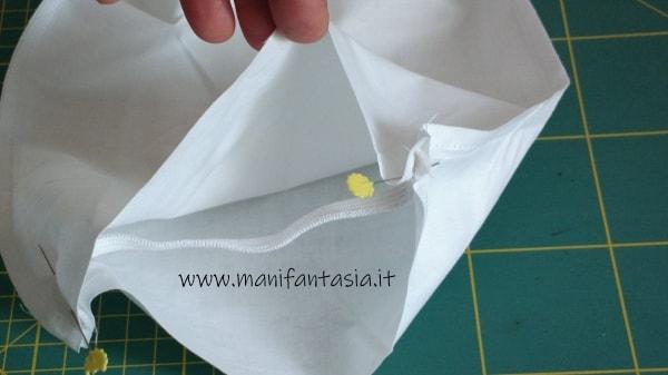 mascherine di stoffa istruzioni