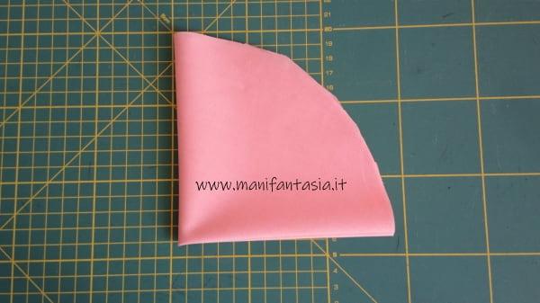 cucire una mascherina di stoffa