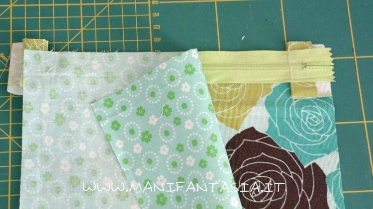 astuccio di stoffa porta mescherina tutorial (2)
