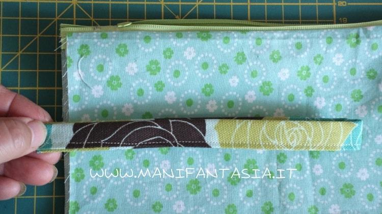 astuccio di stoffa porta mescherina tutorial (7)