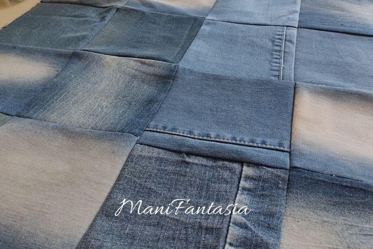 Idee creative per riciclare i jeans