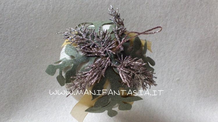 palline natalizie con il tubolare di maglina tutorial (9)