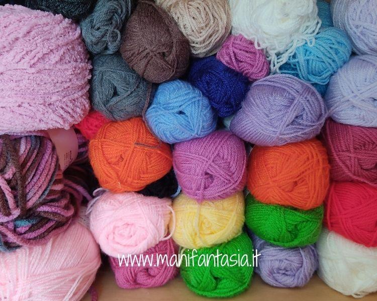 scegliere i filati per lavorare ad uncinetto lana
